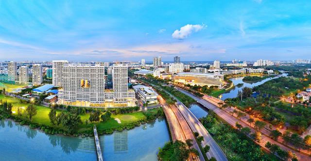 """Nhà giàu Sài Gòn """"khát"""" không gian sống chất lượng."""