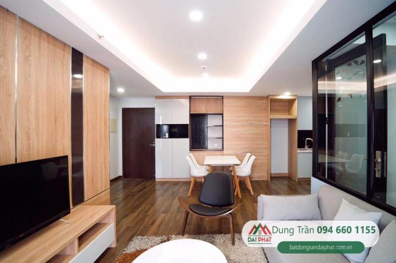 Cho thuê căn hộ cao cấp Hưng Phúc 78m2 Phú Mỹ Hưng