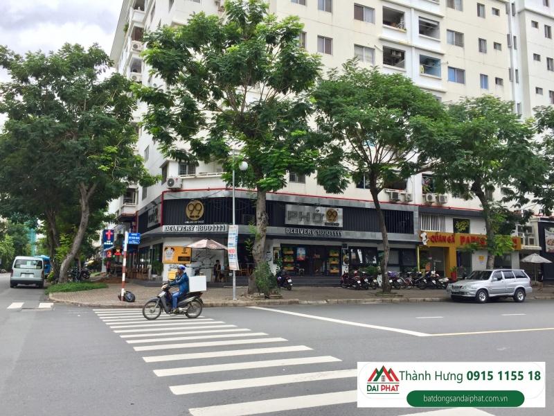 Bán-Cho Thuê Shop Góc 2 mặt tiền Bùi Bằng Đoàn-Hưng Vượng