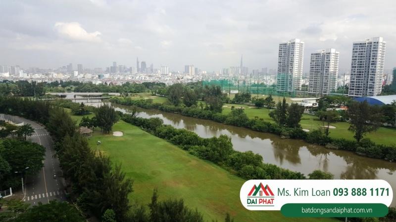 Bán căn hộ Happy Valley, Phú Mỹ Hưng view nhìn trọn sân golf