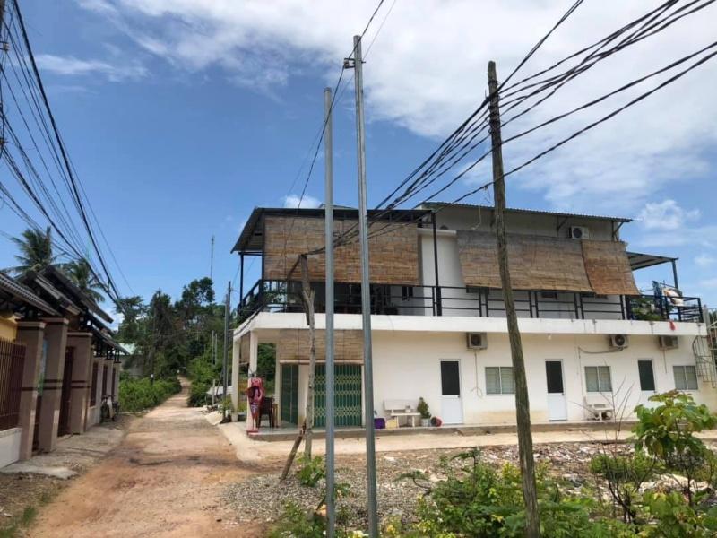 Bán nhà nghỉ khu phố Tây Ông Lang Phú Quốc