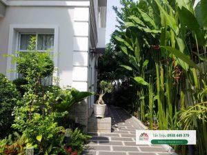 Cho Thuê Biệt Thự Đơn Lập Phú Mỹ Hưng - Quận