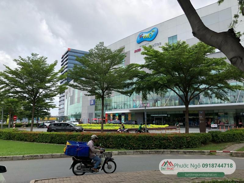 Cho thuê shop Sky Garden Phú Mỹ Hưng. Diện tích lớn 565m2