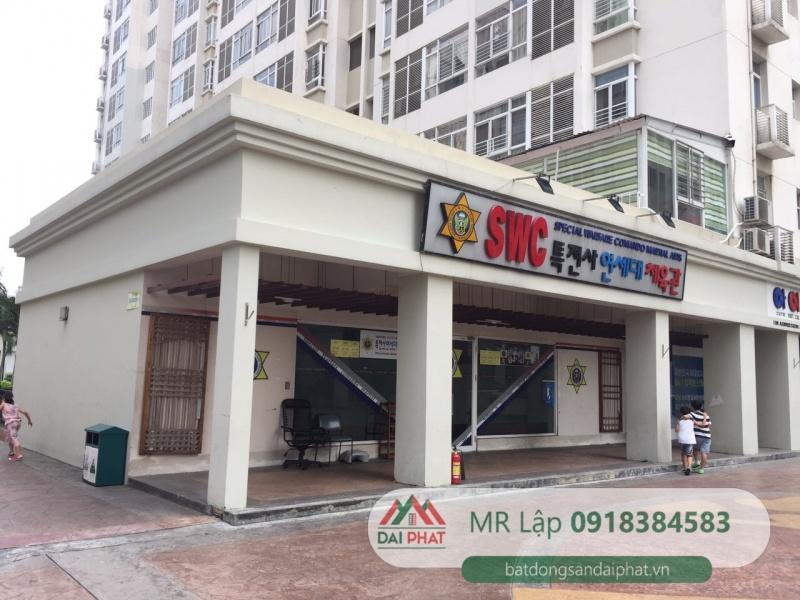 Bán gấp shophouse Sky Garden 3 Phú Mỹ Hưng