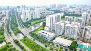 """Thiếu hụt """"căn hộ vừa túi tiền"""" tại khu vực Nam Sài Gòn"""