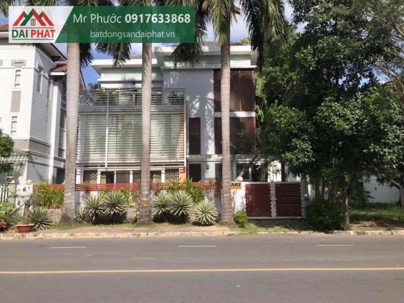 Bán biệt thự Nam Thông 1 Phú Mỹ Hưng Quận 7