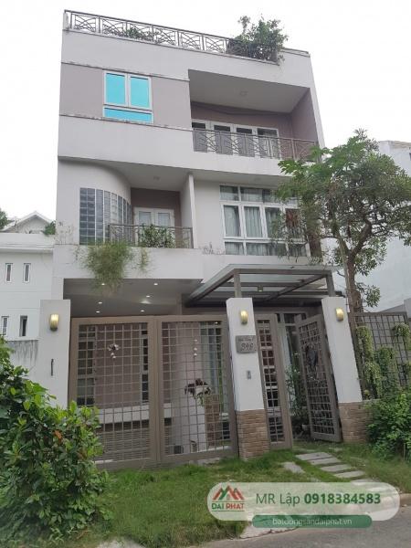Bán biệt thự Nam Thông 144m2 Phú Mỹ Hưng Quận 7