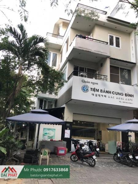 Bán nhà phố căn góc công viên Hưng Phước 4 Phú Mỹ Hưng