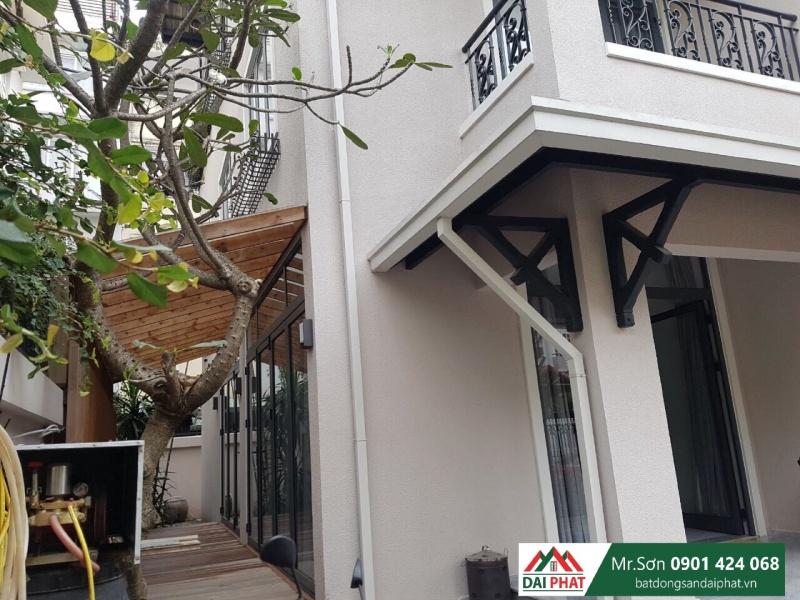 Gia đình đi định cư Bán Biệt Thự Nam Quang 32 tỷ - Phú Mỹ Hưng