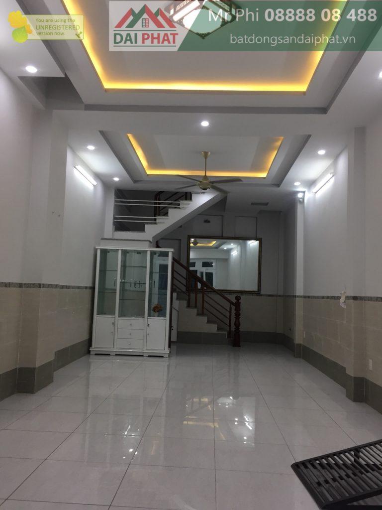 Bán nhà đường số 79 Phường Tân Quy Quận 7