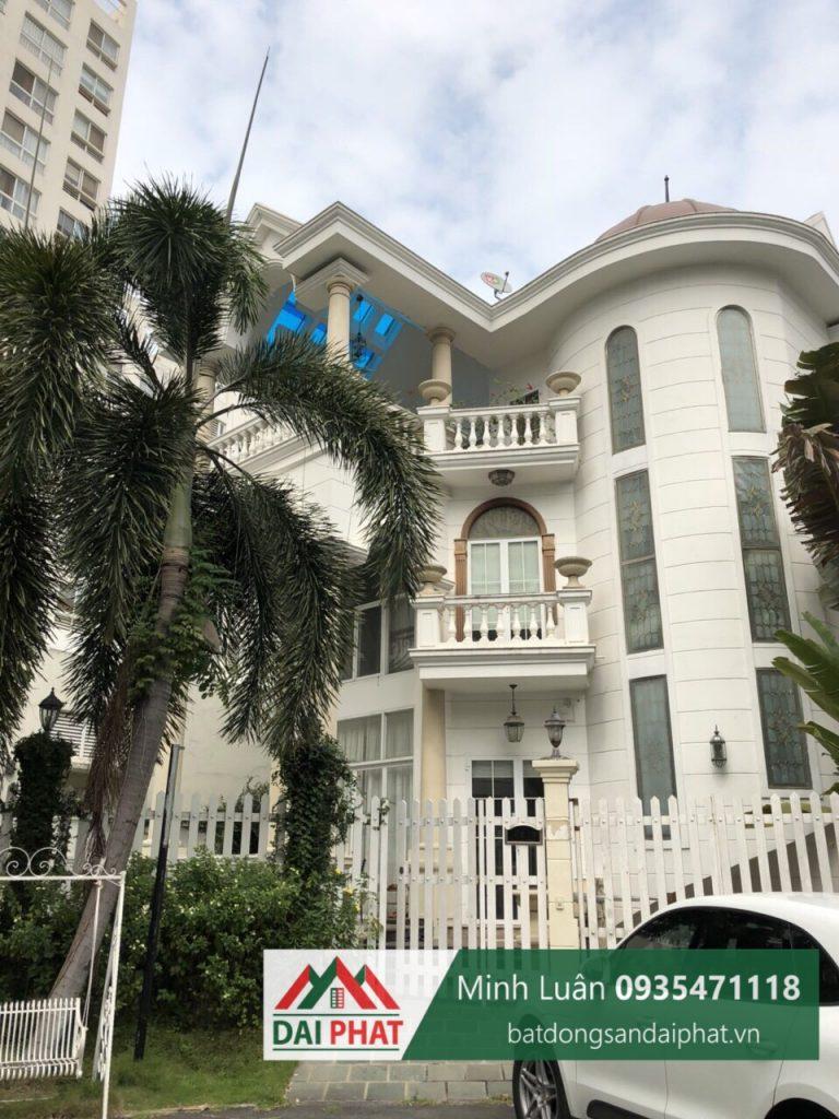Cho thuê biệt thự đơn lập Nam Quang khu Cảnh Đồi , PMH