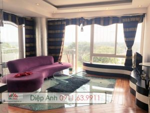 Cho thuê căn hộ đẹp nhất Grand View vòng cung, Phú Mỹ Hưng