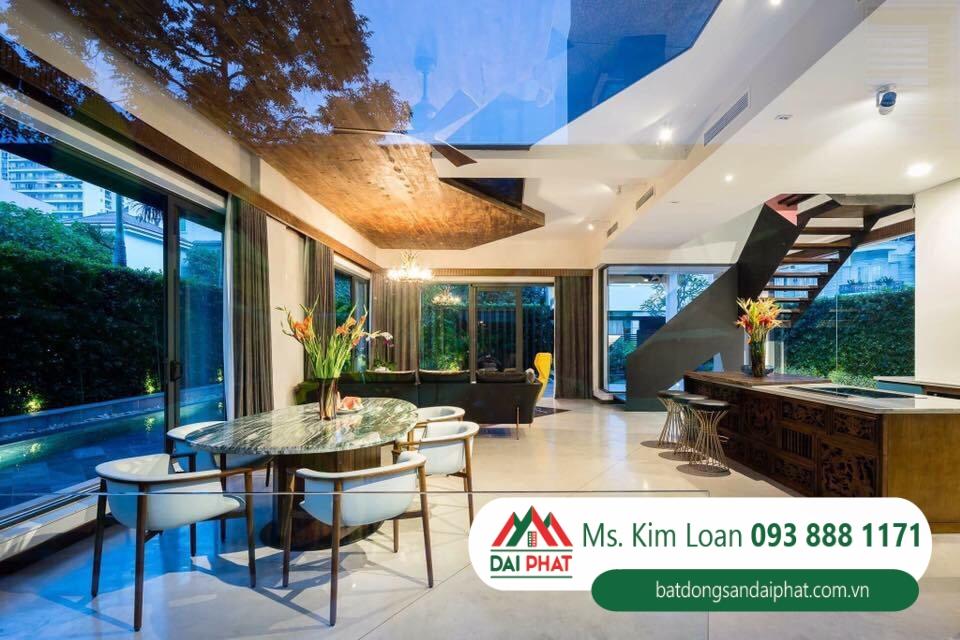 Bán biệt thự đẹp Phú Mỹ Hưng, giá từ 50 tỷ/căn.