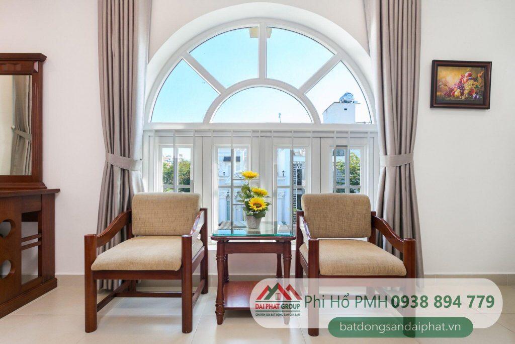 Khách sạn Hưng Gia mặt tiền Cao Triều Phát