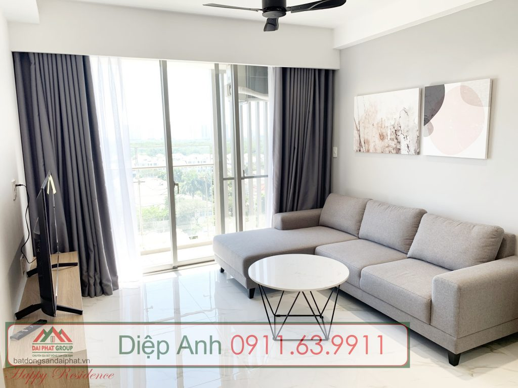 Cho thuê căn hộ Hưng Phúc, Phú Mỹ Hưng, diện tích 97m2, 3 phòng ngủ