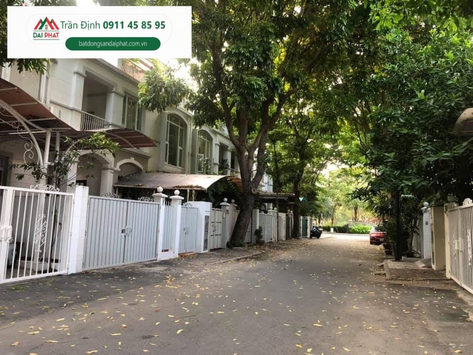 Ban Biet Thu Lien Ke My Thai 1 Phu My Hung Quan 7. GiÁ TỐt
