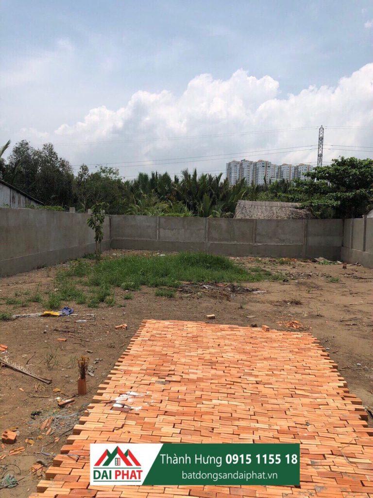 Bán đất thổ vườn giá rẻ hẻm xe hơi đường Phạm Hữu Lầu Quận 7