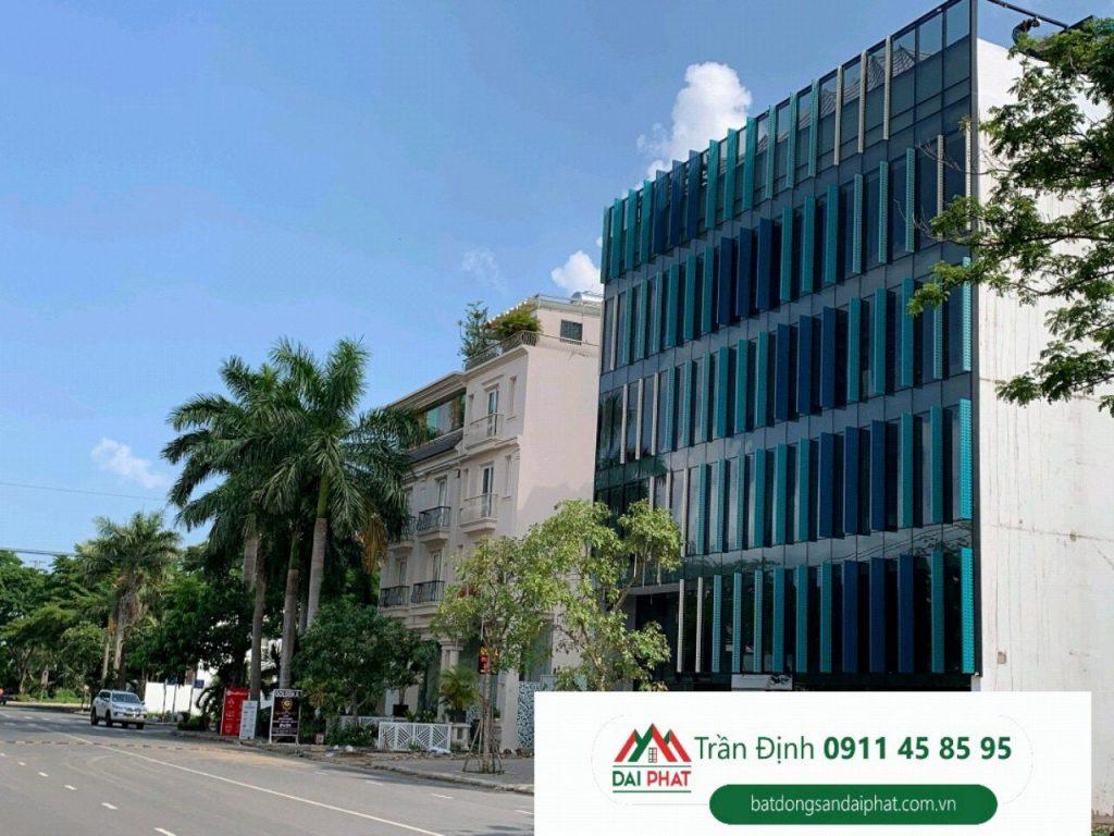 Bán Nhà Phố Nam Thông - Phú Mỹ Hưng - 1 tác phẩm ưu tiên cho khách làm văn phòng