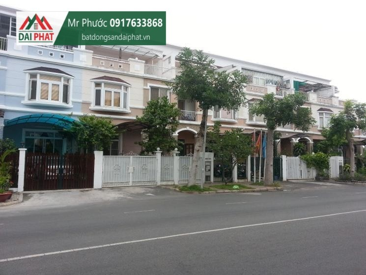 Ban Biet Thu Lien Ke My Thai 1 Phuong Tan Phu Quan 7 Mr Phuoc