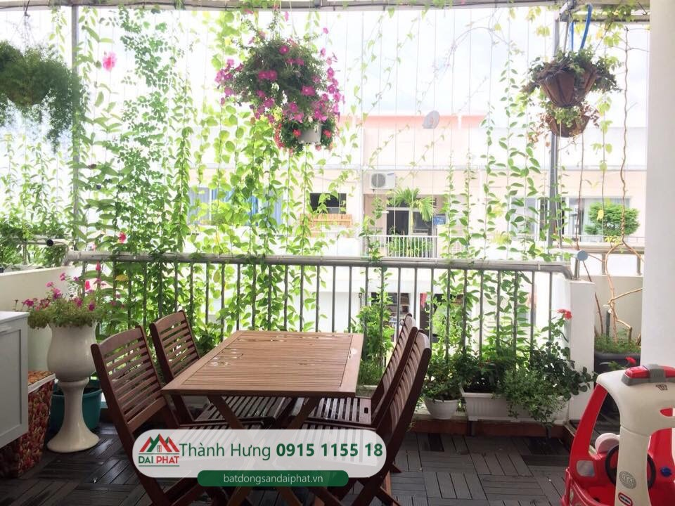 Ban Can Ho Penthouse My Vien Tai Phu My Hung