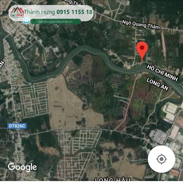 Ban Dat Khu Dan Cu Phan Tan Long Thoi Nha Be