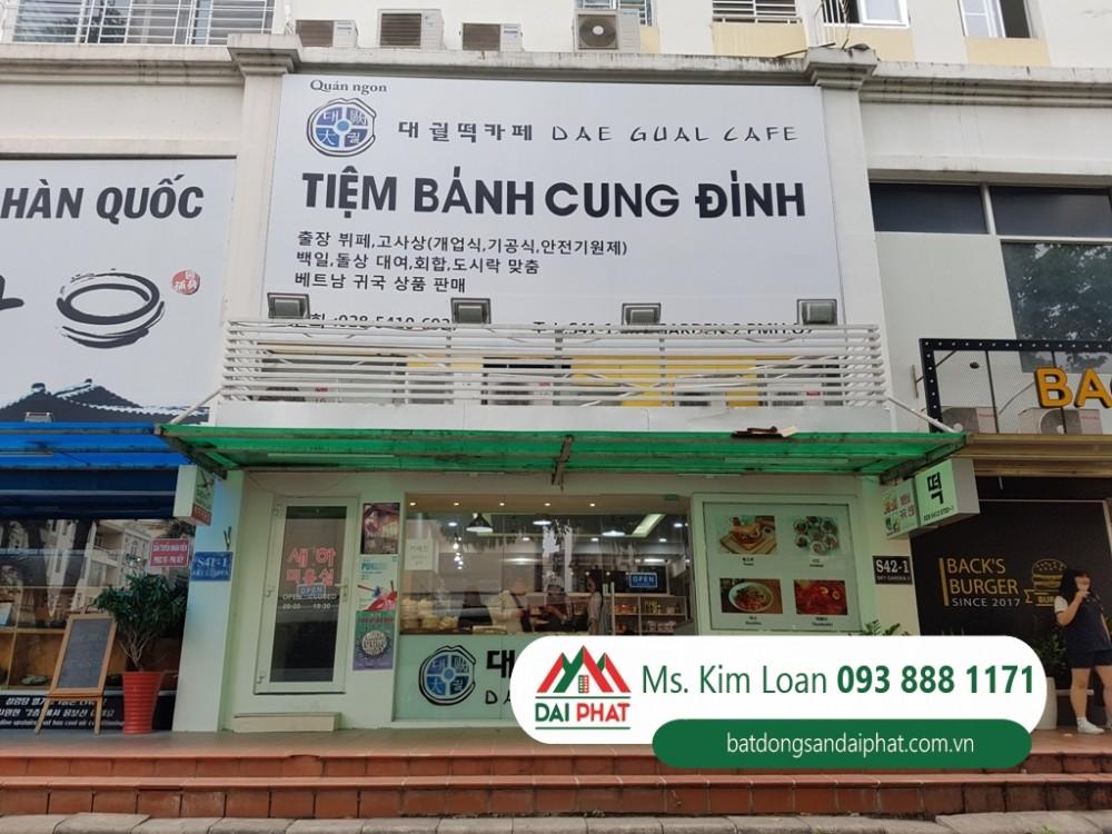Ban Shop Sky Garden Mat Tien Pham Van Nghi Phu My Hung. Giá Bán 19 Tỷ Chốt Nhanh