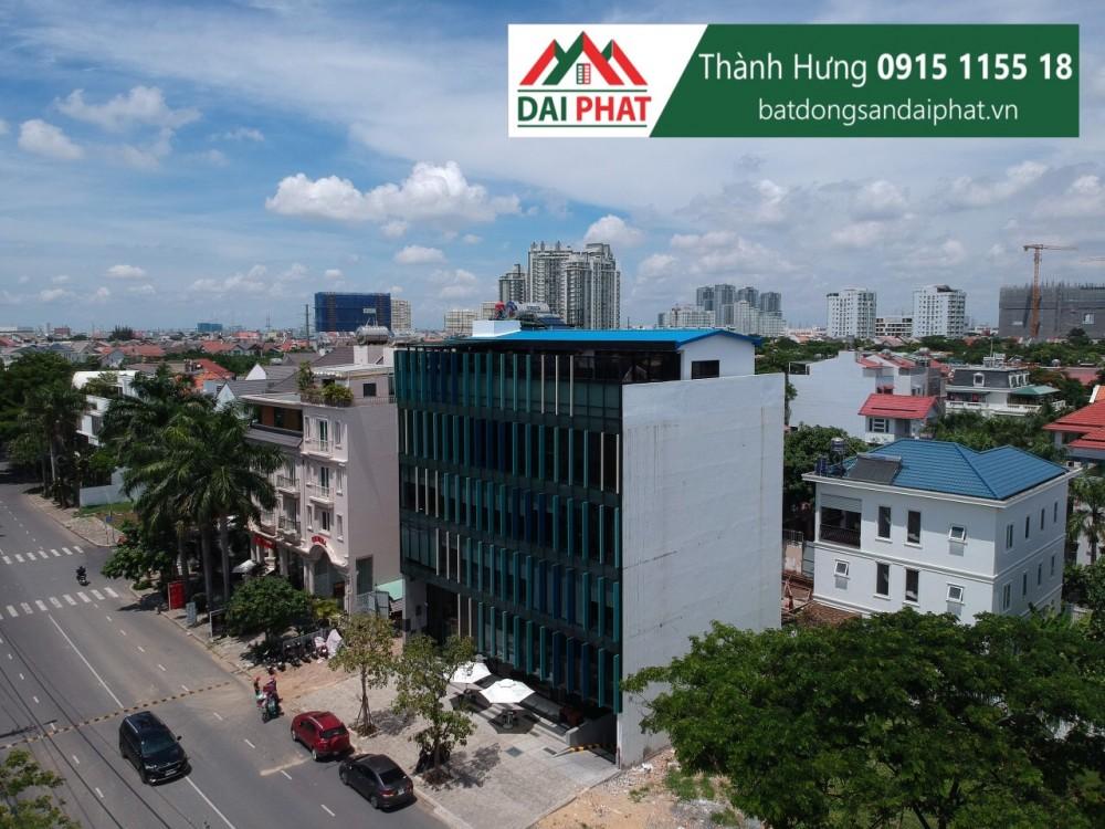 Ban Toa Nha Office Amp Can Ho Dich Vu Voi Khong Gian Chuan Tai Phu My Hung