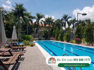Cho thuê biệt thự Phú Gia có sân vườn rộng giá 3500$/tháng