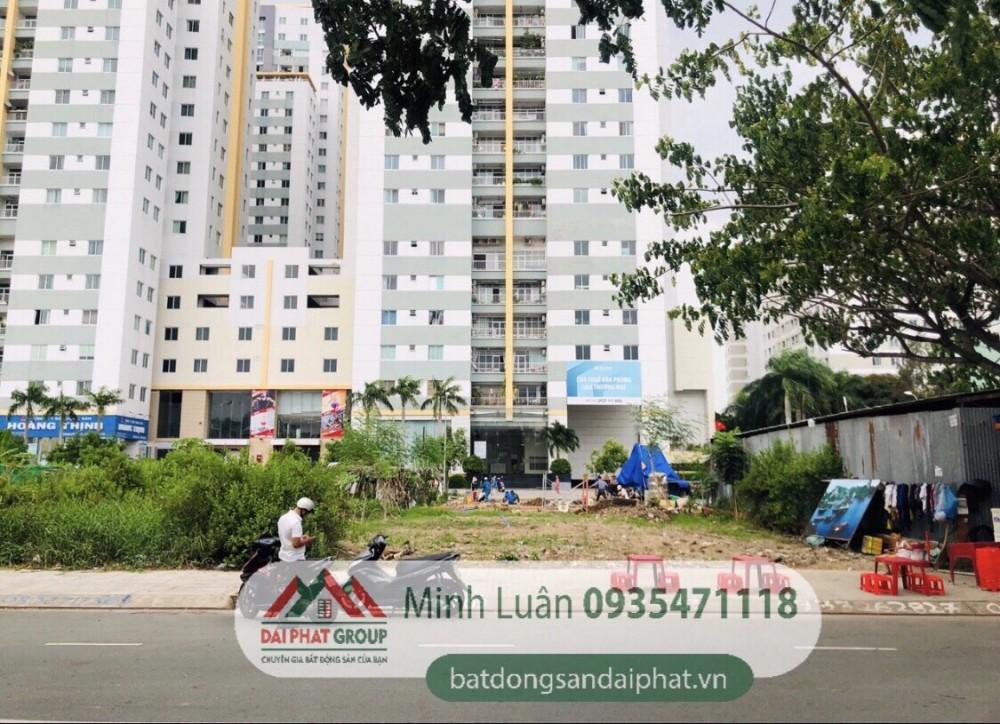 Ban Dat Kdc Cong Ich Quan 4 Phuong Phu My Quan 7