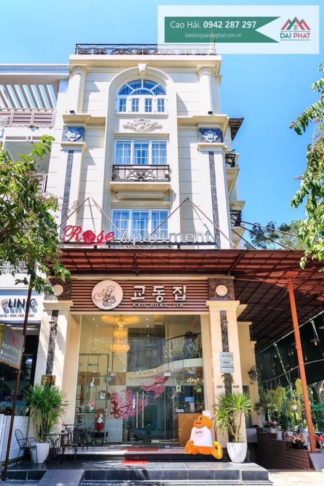 Sang Nhuong Khach San Cao Cap. Phu My Hung. Quận 7