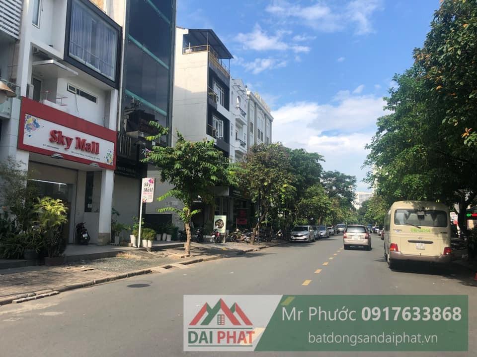 Ban Dat Khu Hung Phuoc 2 Mat Tien Duong Le Van Thiem Phu My Hung 295 Ty