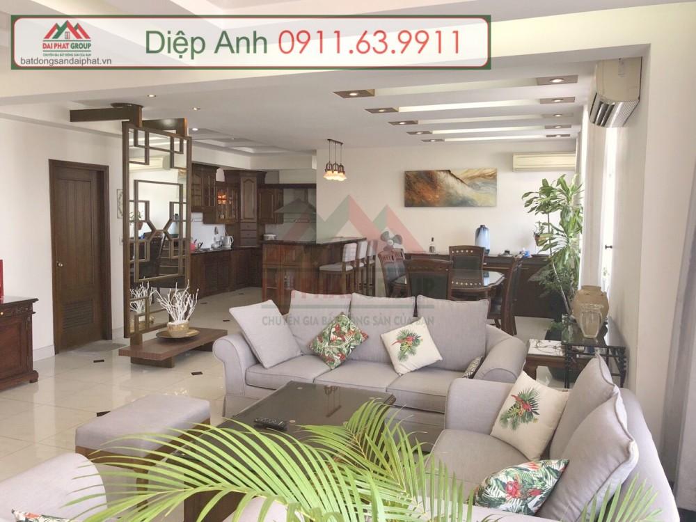 Ban Hoac Cho Thue Penthouse Sky Garden 1 Phu My Hung Dt 350m2