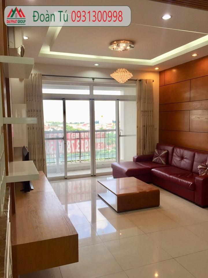 Cho Thue Can Ho Cao Cap Riverside Residence Phu My Hung Quan 7 98 M2 900