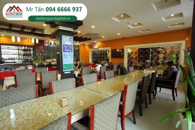 Cho Thue Mat Bang Nha Hang Duong Lon Khu Phu My Hung Chi Voi 6000 Usd