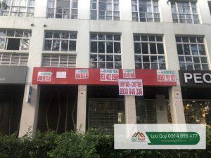 Cho Thue Shop Happy Valley Phu My Hung Quan 7 222 M2 3000 Ban 195 Ty