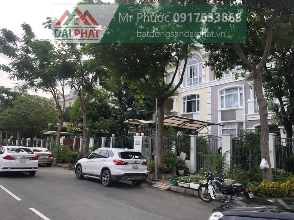 Ban Biet Thu Lien Ke My Phu 3 Phu My Hung Quan 7. 24,5 TỶ