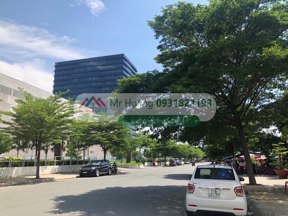 Ban Dat Biet Thu Goc 3 Mat Tien Duong View Cong Vien Du An Sadeco Sau Sc Vivo
