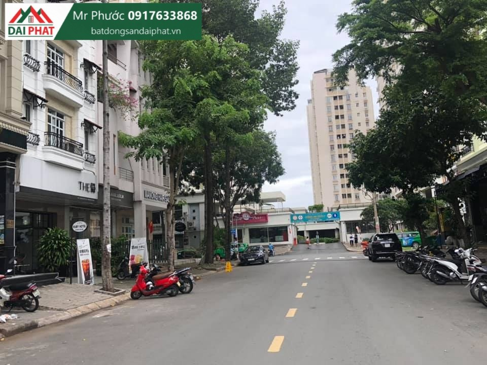 Ban Nha Pho Kinh Doanh Mat Tien Duong So 2 Khu Hung Gia 2 Phu My Hung Q7 265 Ty