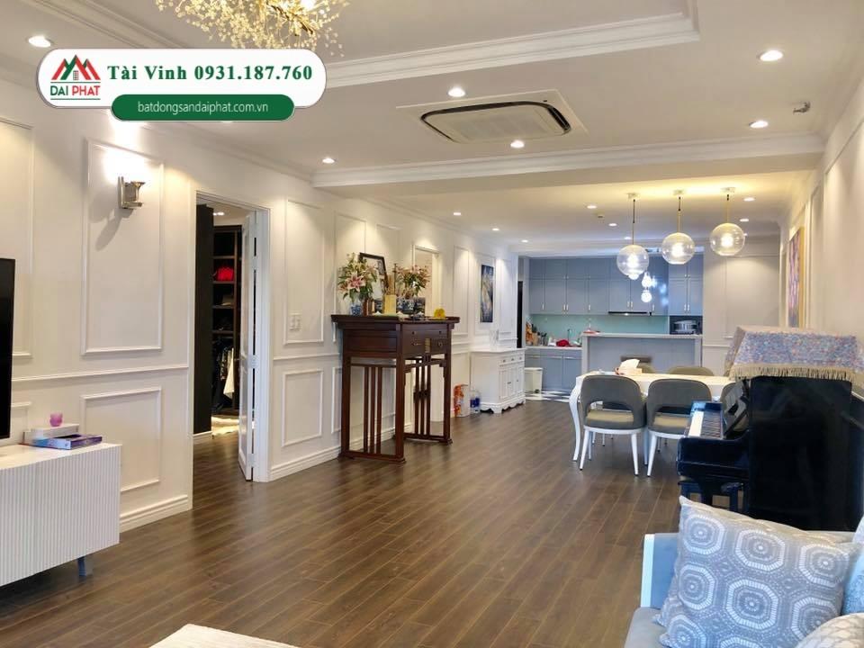 Can Ho Nam Phuc 149 M2 View Cong Vien Noi That Cao Cap Lh 0931.187.760 ( Em Vinh )