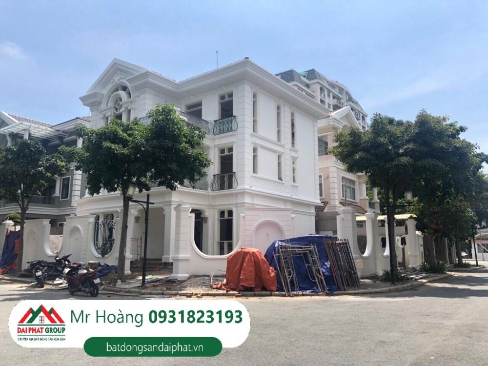Ban Biet Thu Don Lap Nam Vien Goc 2 Mat Tien View Truc Dien Cong Vien Gia 65 Ty