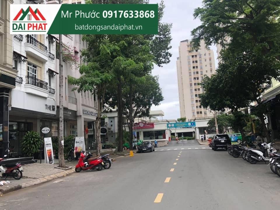 Ban Nha Pho Kinh Doanh Mat Tien Duong So 2 Khu Hung Gia 2 Phu My Hung