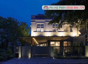 Biet Thu Canh Doi Pmh Tiep Giap Cong Vien