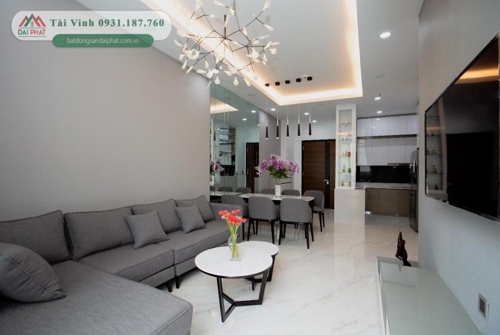 Can Ho Midtown M5 90 M2 Phu My Hung Q7. Noi That Cao Cap. Lh 0931.187.760 ( Em Vinh )