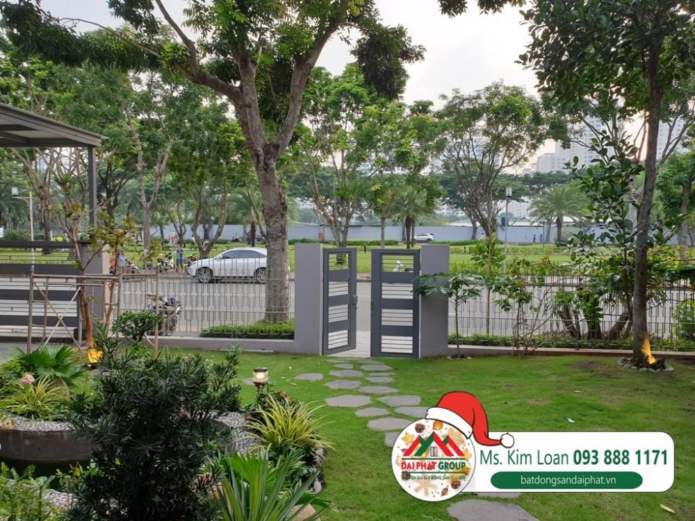 Ban Biet Thu My Gia Phu My Hung 262m2 Nha Dep View Truc Dien Cong Vien Duong Lon Gia 50 Ty
