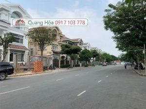 Ban 522m2 Dat Khu Nam Do Phu My Hung Quan 7