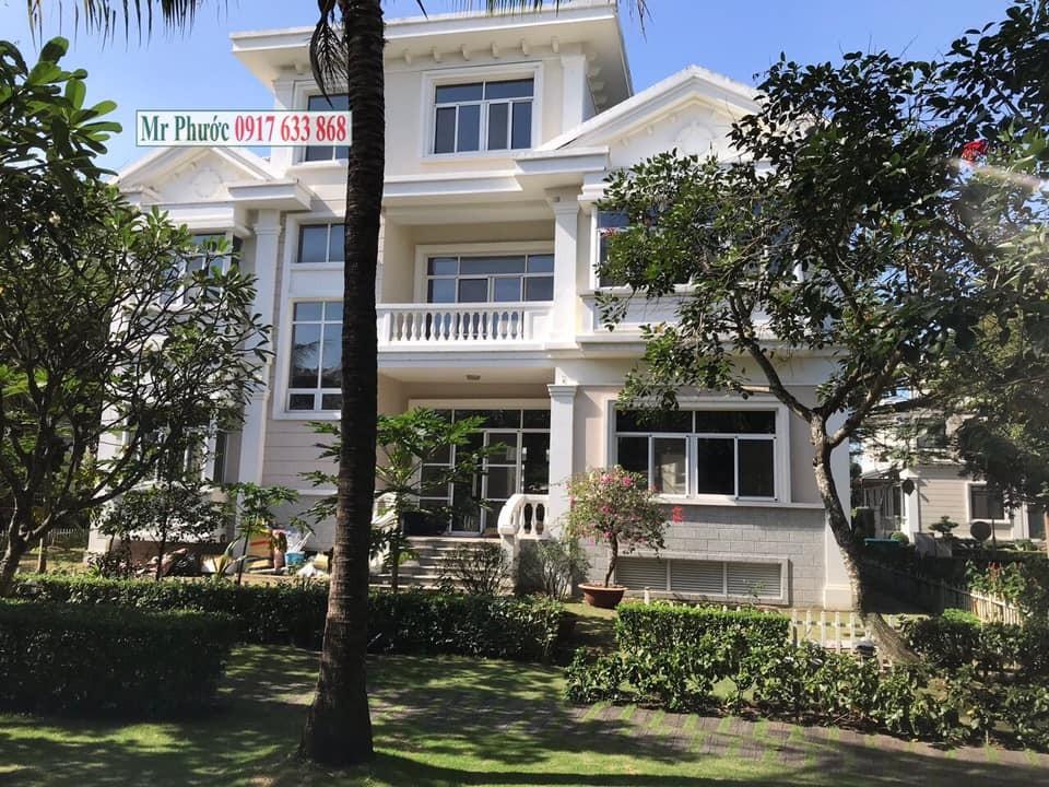 Ban Biet Thu Don Lap Chateau Phu My Hung Q7. Lh : Lh : Mr Phước ( 0917633868 )