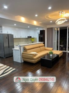 Ban Can Ho View Song Rivrerpark Residence Phu My Hung