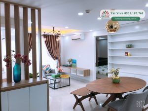 Can Cho Thue Gap Can Ho Happy Residence Noi That Dep Gia Tot. Lh : 0931187760 ( Mr Vinh )