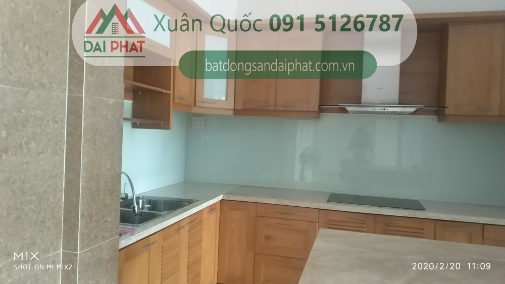 Ban Can Ho Garden Court 2 Phu My Hung Q7. Dt 134m2 Gia 5.4 Tỷ