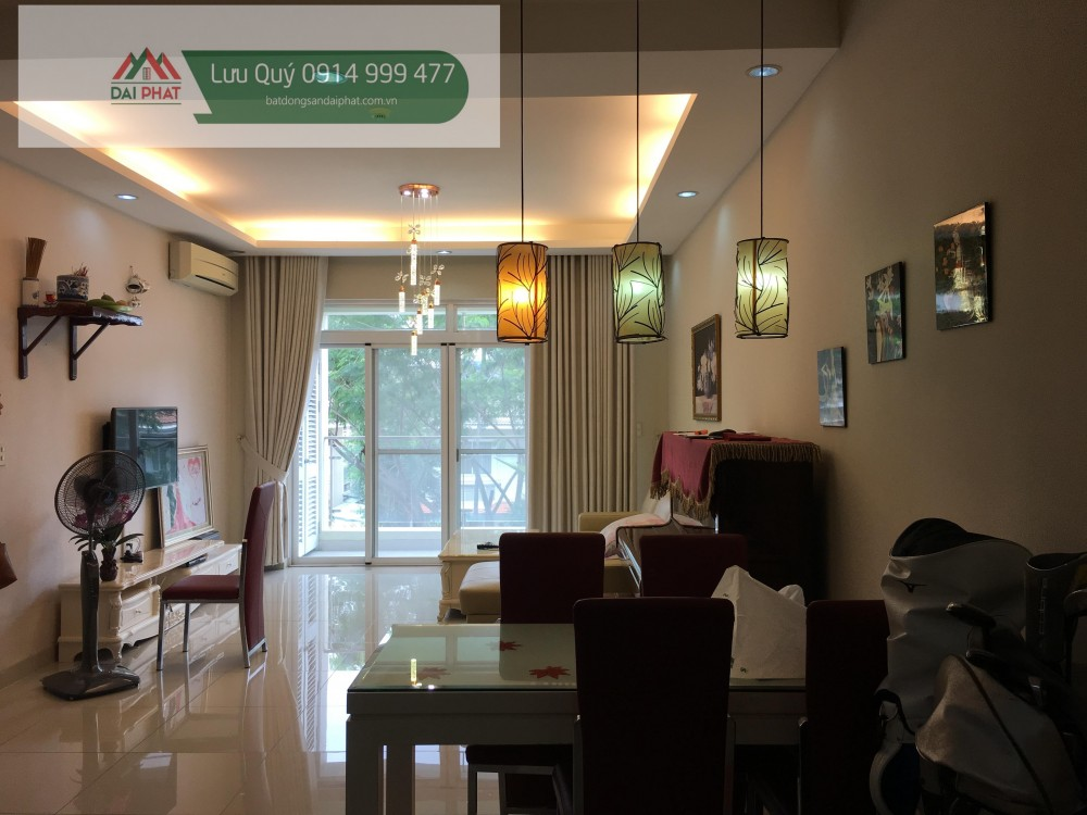 Ban Gap Can Ho Riverside Residence 82m2 Phu My Hung Quan 7. Lh : 0914999477 ( Mr Quý )